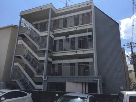 豊中市で築20年マンションの1回目改修工事です!